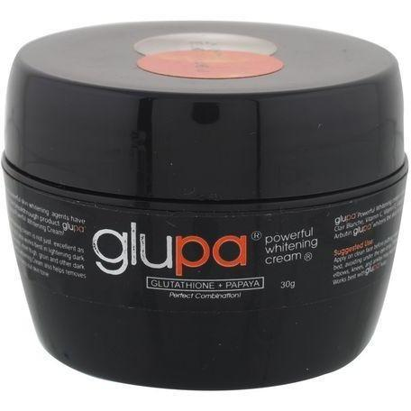 Glupa Skin Care Glutathione + Papaya Whitening Cream - 30g