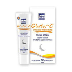 Gluta-C Skin Care Whitening Facial Serum Night Repair