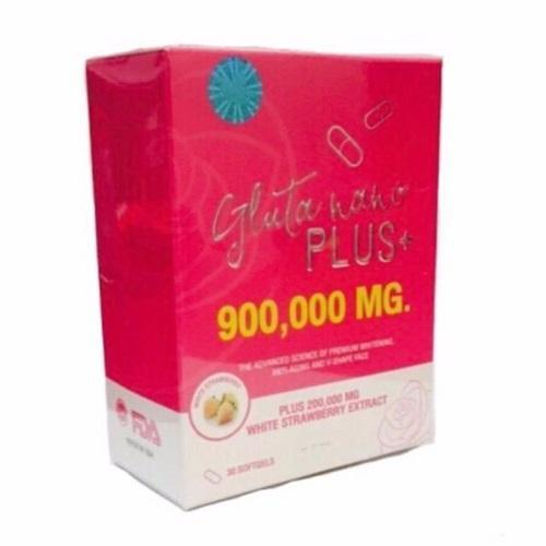 Gluta Nano Dietary Supplement Plus 900,000MG