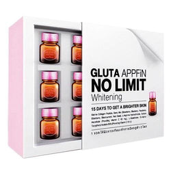 Glutathione Dietary Supplement GLUTA APPFiN NO LIMIT WHITENING
