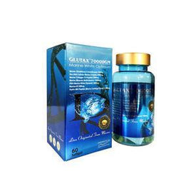 Glutax Glutathione Glutathione Caps 70000GM Marine White Optimum Glutathione Injection