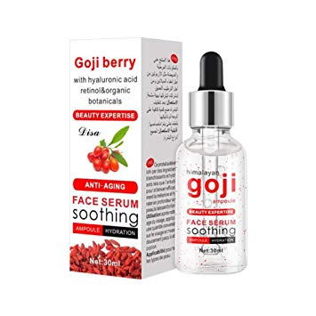 Goji Berry Face Soothing Serum 30ml