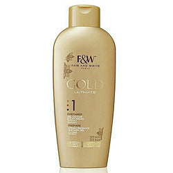 Fair & White Gold 1 Argan Radiance Shower Gel 1000ml