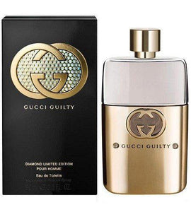 Gucci Fragrance Guilty Diamond Edition EDT for Men - 90ml