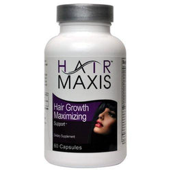 Hair Maxis Dietary Supplement Hair Growth Maximizing Supplement - 60Caps