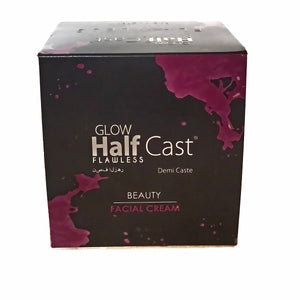 Glow Half Cast Flawless Beauty Facial Cream - Lami Fragrance
