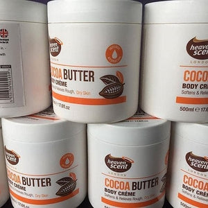 Heaven Scent Cocoa Butter Body Creme 500ml