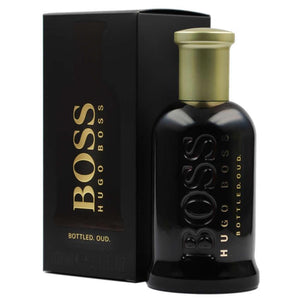 Hugo Boss Fragrance Bottled Oud EDP For Men - 100ml