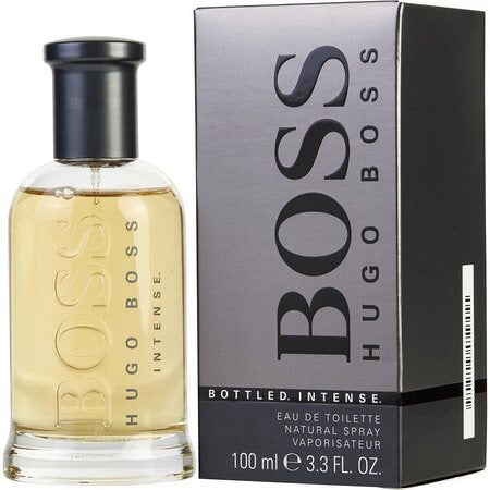 Hugo Boss Perfume Bottled Intense EDT for Men - 100ml