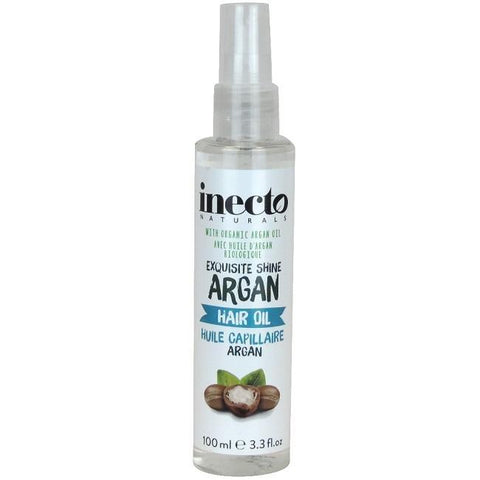 Inecto Hair Care Exquisite Shine Argan Hair Oil 100ml