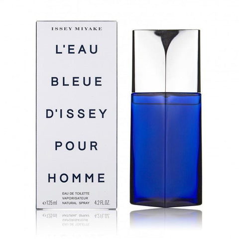Issey Miyake Fragrance L'Eau Bleue D'Issey Pour Homme EDT For Men - 125ml