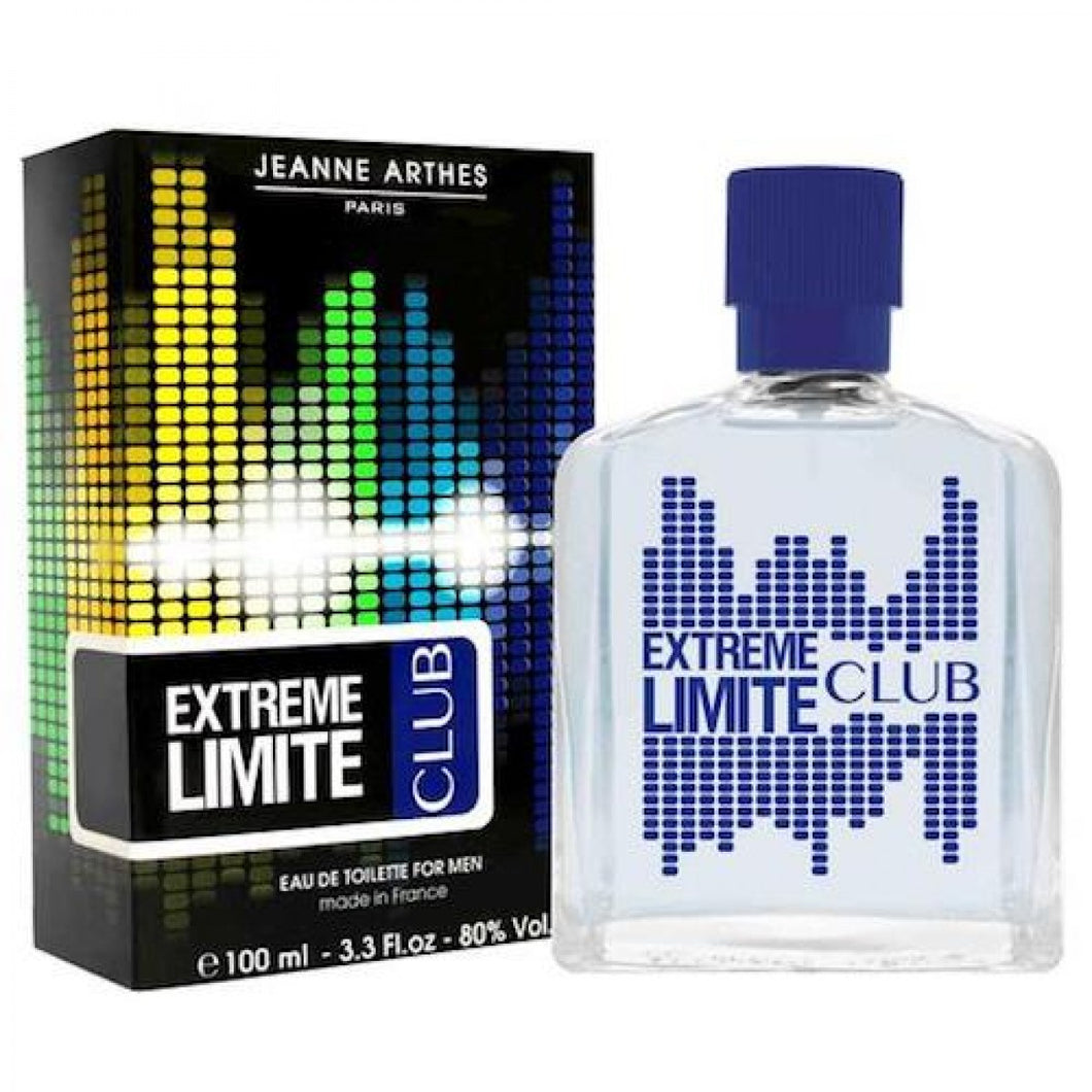 Jeanne Arthes Extreme Limite Club EDT for Men 100ml