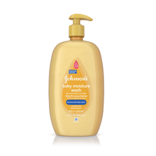 Load image into Gallery viewer, Johnson's Skin Care Baby Moisture Wash with Shea & Cocoa Butter - 828ml