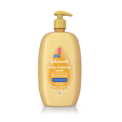 Johnson's Skin Care Baby Moisture Wash with Shea & Cocoa Butter - 828ml