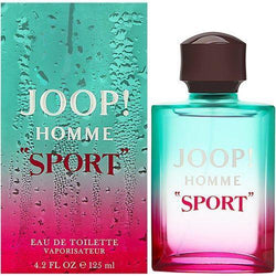 Joop! Fragrance HOMME SPORT EDT FOR MEN  125ML