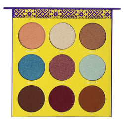 Juvia's Place The Saharan II Eyeshadow Palette