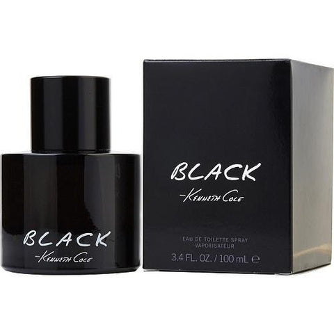 Kenneth Cole Fragrance Black EDT for Men - 100ml