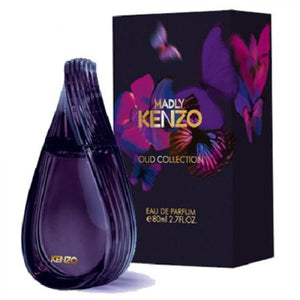 Kenzo Fragrance Madly Kenzo Oud Collection EDP for Women - 80ml