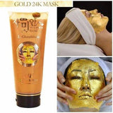 Korea SYB Skin Care 24K Gold Mask L-Glutathione - 220ml