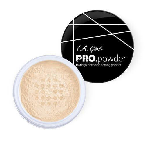 L.A. Girl Make-Up Pro.Powder HD Setting Powder