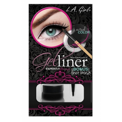 L.A. Girl makeup Gel Liner Kit