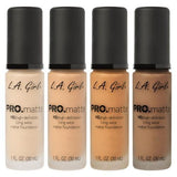 L.A. Girl makeup PRO. Matte HD Long Wear Foundation  30ml
