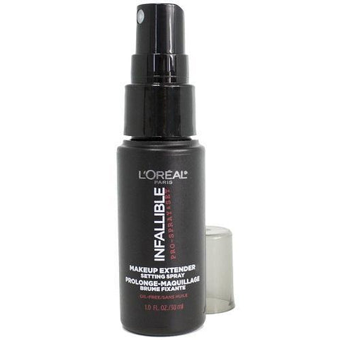L'Oréal Make-Up Infallible Pro-Spray + Set Make-Up Setting Spray