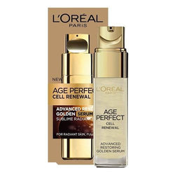 L'Oréal Skin Care Age Perfect Cell Renew Golden Serum - 30ml