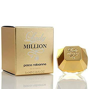 lady million mini perfume