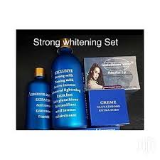 Lait Glutathione Exclusive Whitening Set