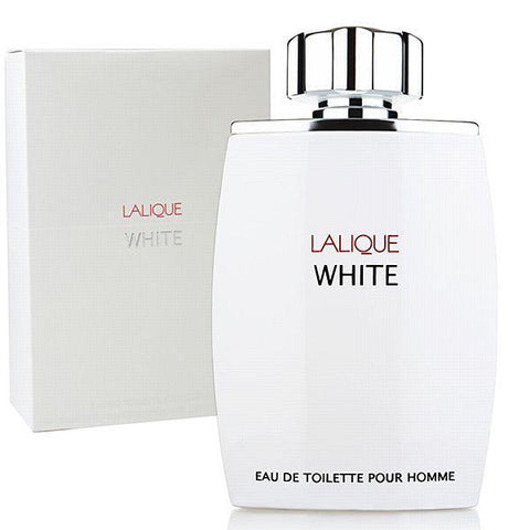 Lalique Perfume White EDT For Men - 125ml