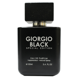 Lami Fragrance Giorgio Black Special Edition EDP for Men - 100ml