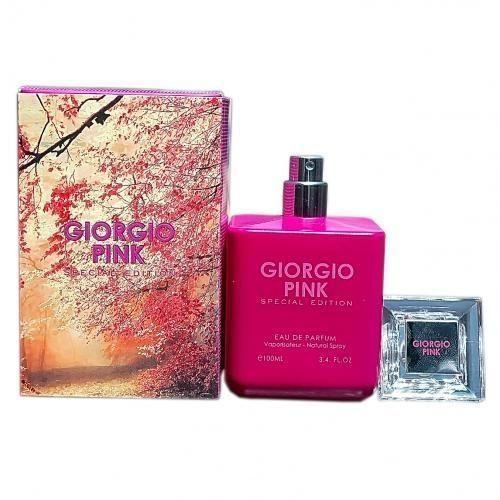 Lami Fragrance Perfume Giorgio Pink Special Edition for Women - 100ml
