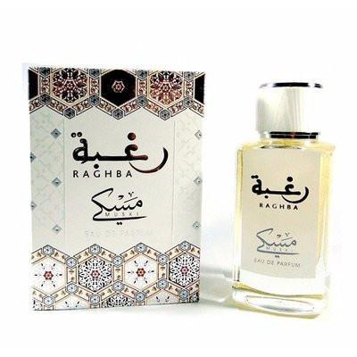 Lattafa Fragrance Raghba Muski EDP 100ml