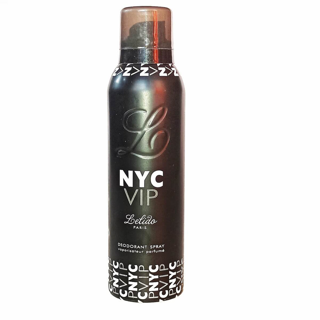 Lelido NYC VIP Deodorant Men Body Spray | Lami Fragrance
