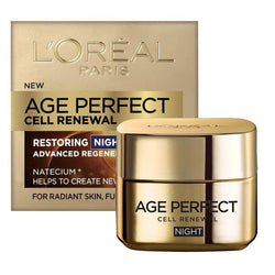 Loreal Age Perfect Cell Renewal Night Cream 48g