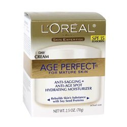 L'Oréal Age Perfect Anti Sagging + Anti-Aging Spot Day Cream