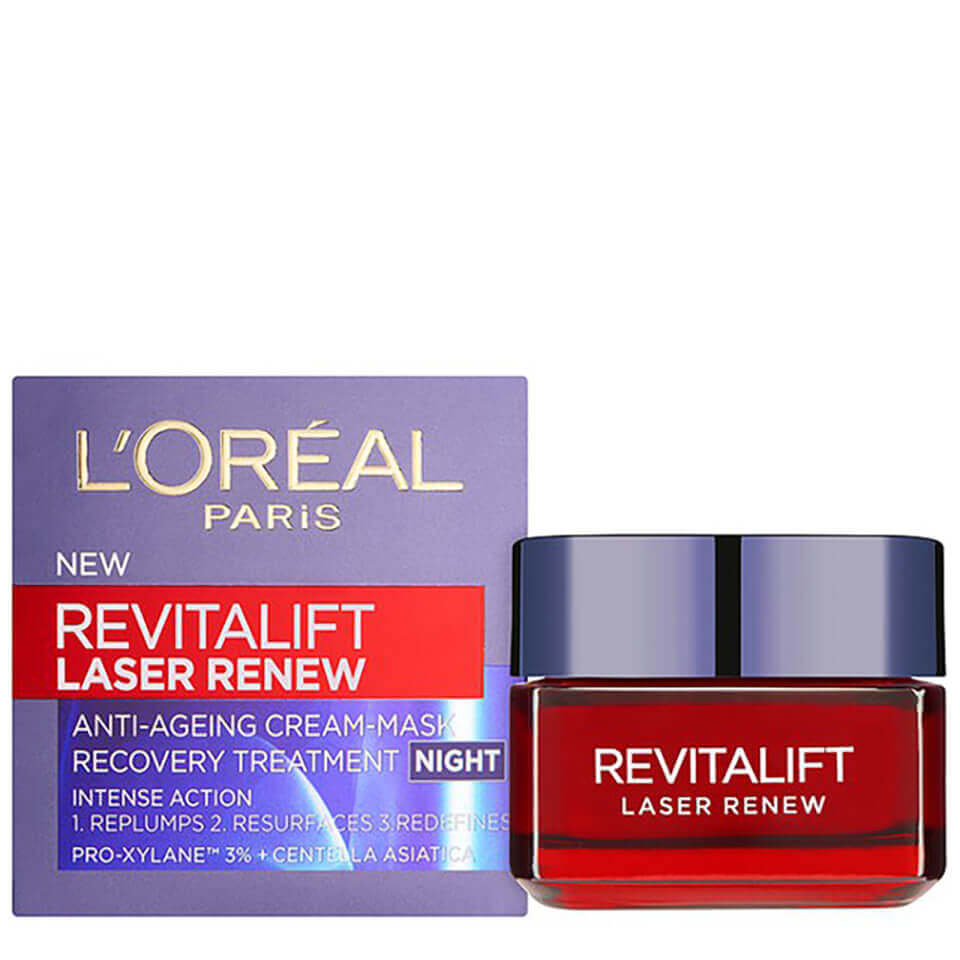L'oreal Revitalift Laser Renew Night Cream - Lami Fragrance