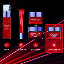 Load image into Gallery viewer, Revitalift Laser Renew Night Cream 50ml