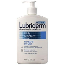 Lubriderm Skin Care Normal to Dry Skin Daily Moisture Lotion - 473ml
