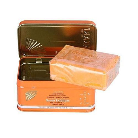 Makari Bath and Body Extreme Argan & Carrot Oil Exfoliating Soap