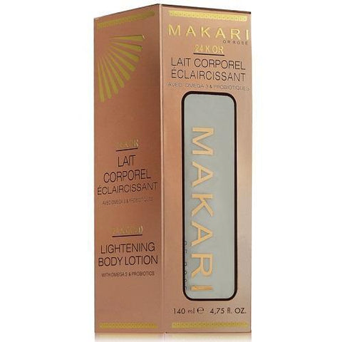 Makari Skin Care 24K Gold Lightening Body Lotion