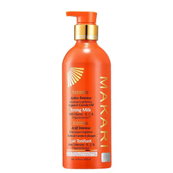 Makari Skin Care Extreme Active Intense Argan & Carrot Oil Toning Milk - 500ml