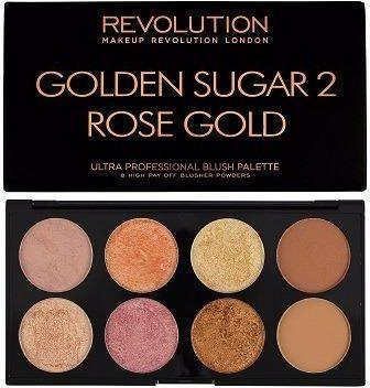 Makeup Revolution Make-Up Ultra Palette Golden Sugar 2