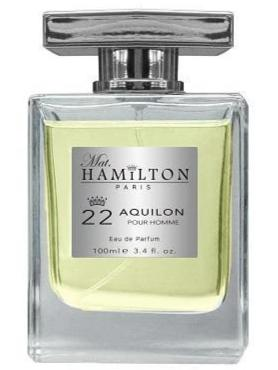 Mat. Hamilton Fragrance Aquilon 22 EDP for Men - 100ml