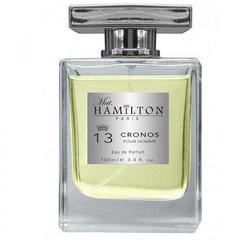Mat. Hamilton Fragrance Cronos 13 EDP for Men - 100ml
