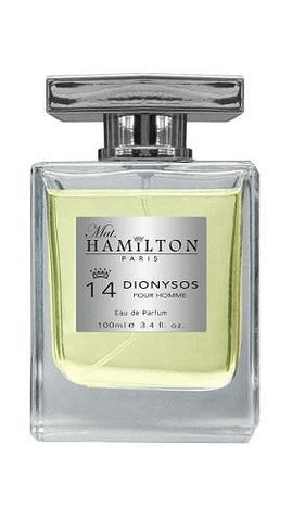 Mat. Hamilton Fragrance Dionysos 14 EDP For Men 100ml