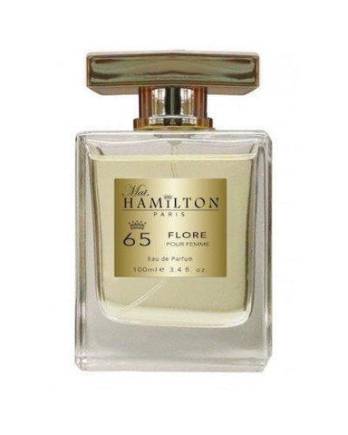 Mat. Hamilton Fragrance Flore 65 EDP For Women 100ml