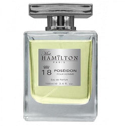Mat. Hamilton Fragrance Poseidon 18 EDP for Men - 100ml