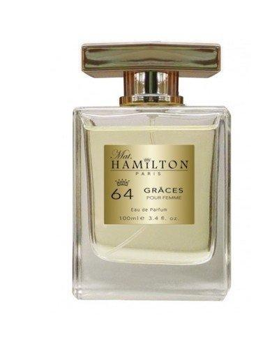 Mat. Hamilton Perfume Graces 64 EDP For Women 100ml